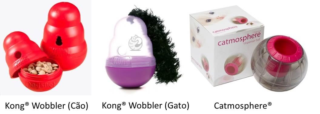 Kong Wobbler e Catmosphere